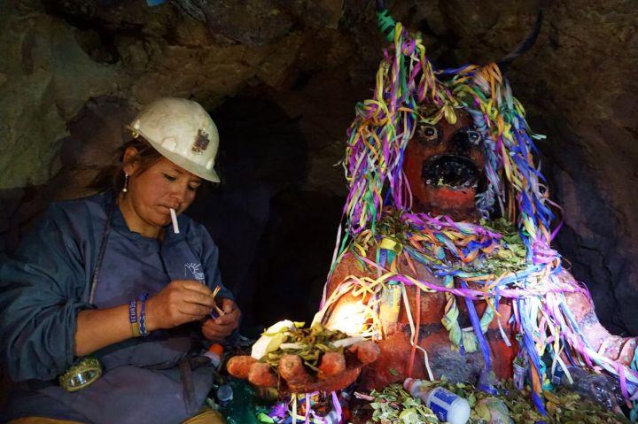 Bolivie Potosi mines 17