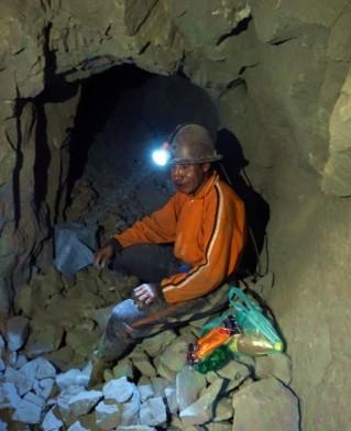 Bolivie Potosi mines 54