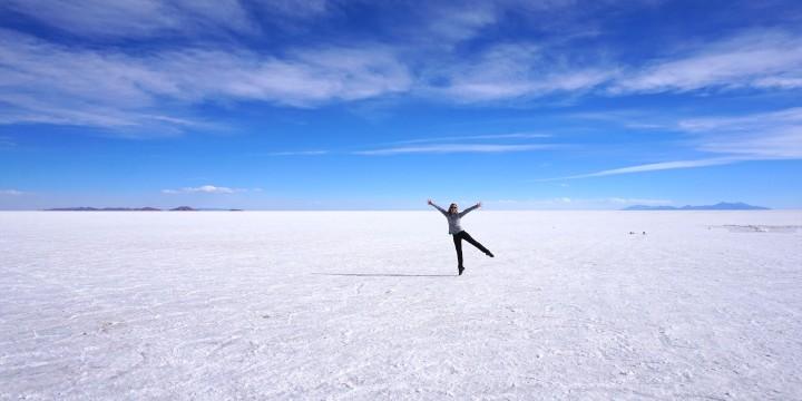 Bolivie Salar d Uyuni