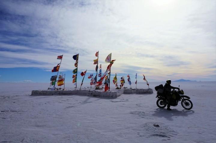 Bolivie Salar d'Uyuni 70