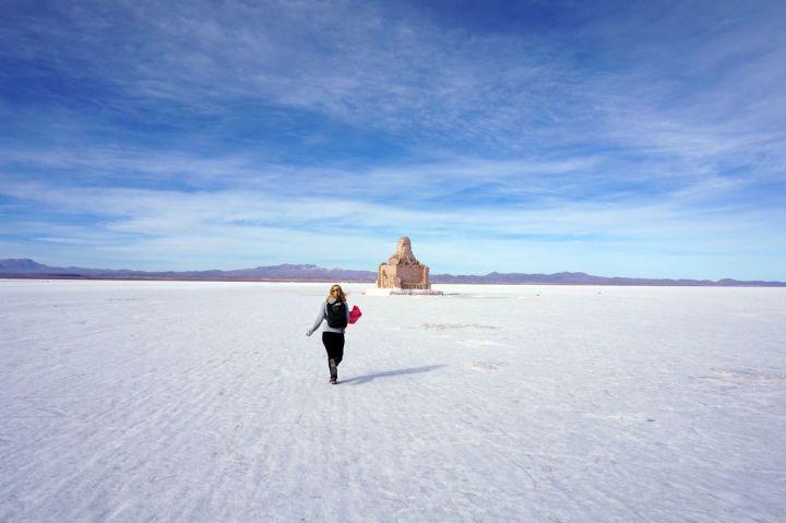 Bolivie Salar d'Uyuni 71
