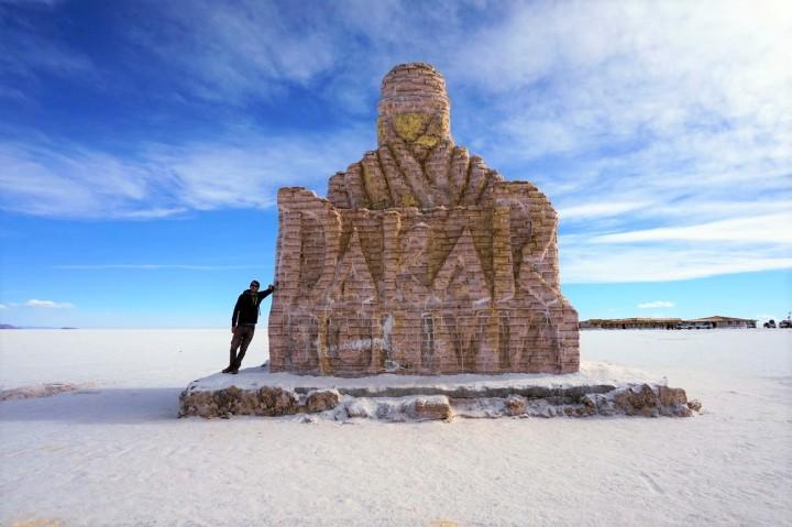 Bolivie Salar d'Uyuni 72