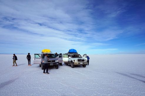 Bolivie Salar d'Uyuni 78