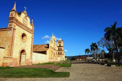 Bolivie San Jose de Chiquito 16