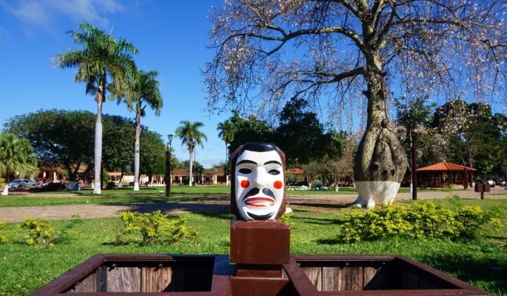 Bolivie San Jose de Chiquito 43