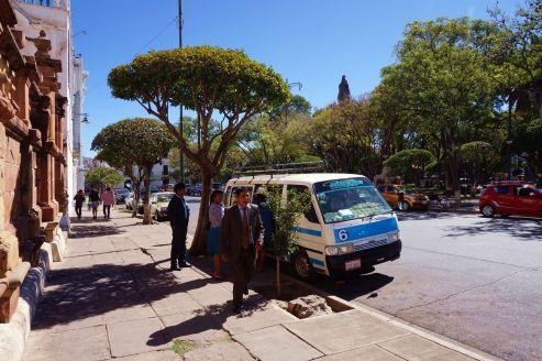Bolivie Sucre 118