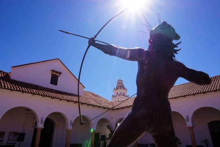 Bolivie Sucre 126
