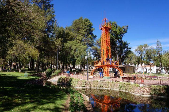 Bolivie Sucre 13
