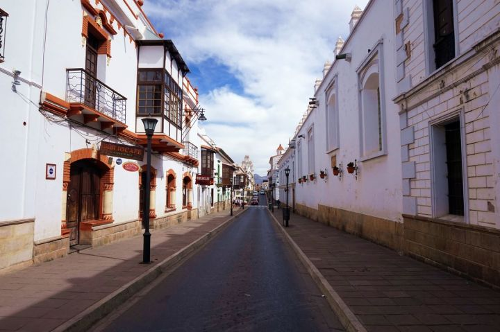 Bolivie Sucre 132