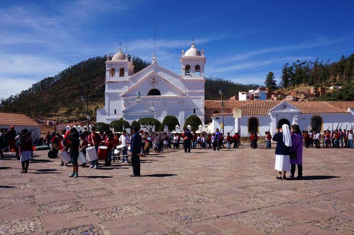 Bolivie Sucre 34