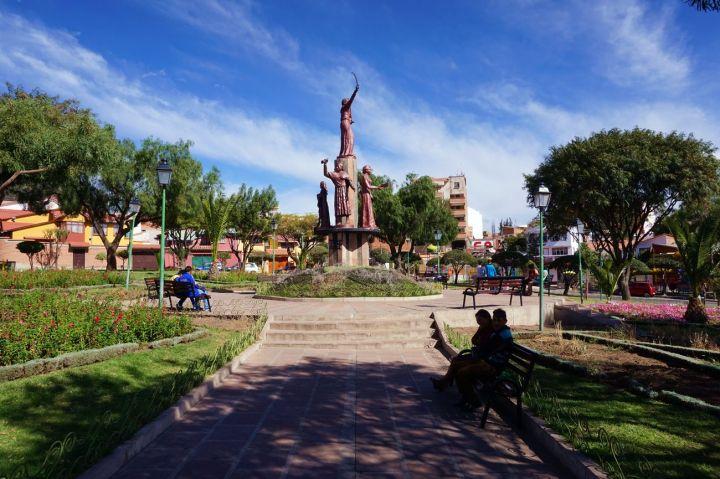 Bolivie Sucre 73