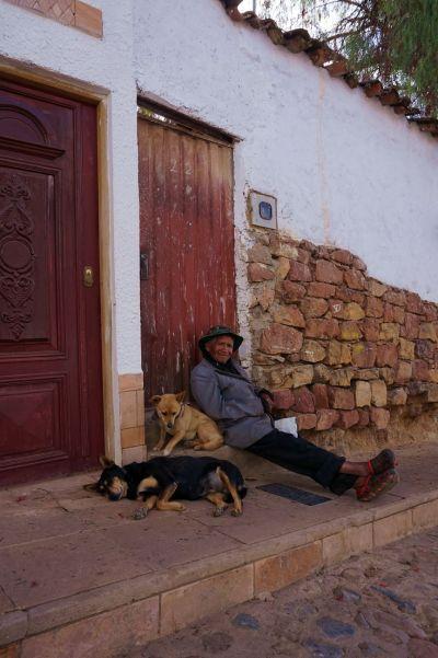 Bolivie Sucre 93