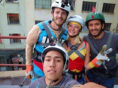 La Paz Urban Rush 20