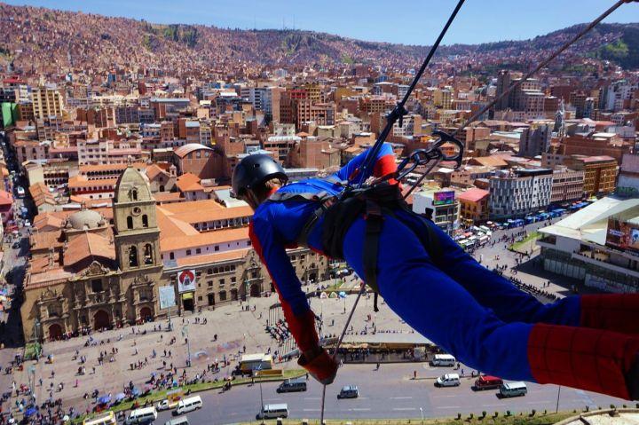 La Paz Urban Rush 63
