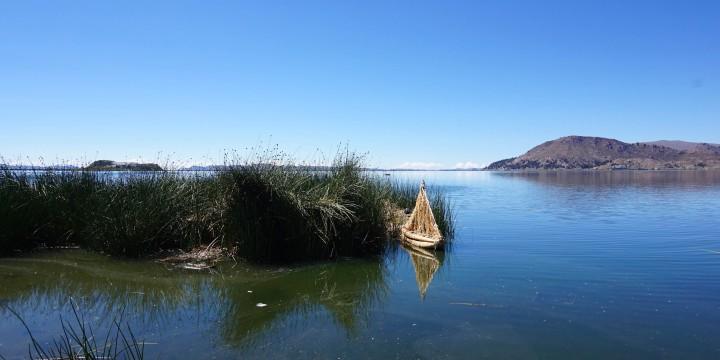 Perou Punu Titicaca