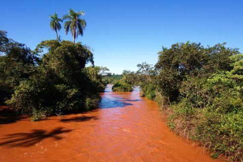 Argentine Puerto Iguacu Chutes 08