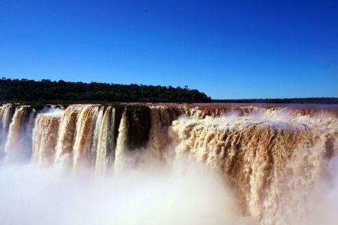 Argentine Puerto Iguacu Chutes 17