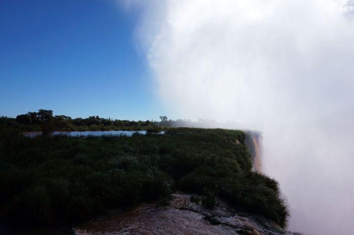 Argentine Puerto Iguacu Chutes 23