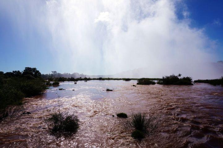 Argentine Puerto Iguacu Chutes 33