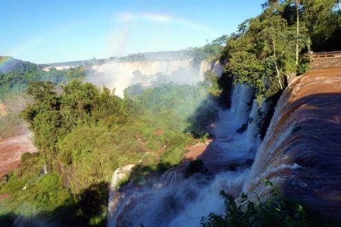 Argentine Puerto Iguacu Chutes 45