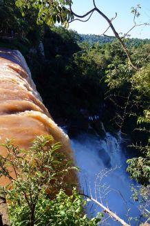 Argentine Puerto Iguacu Chutes 48
