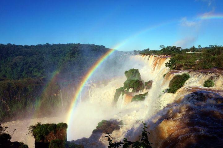 Argentine Puerto Iguacu Chutes 53