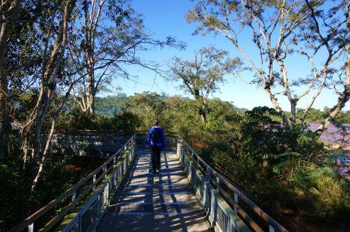 Argentine Puerto Iguacu Chutes 56