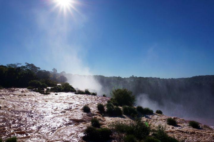 Argentine Puerto Iguacu Chutes 58