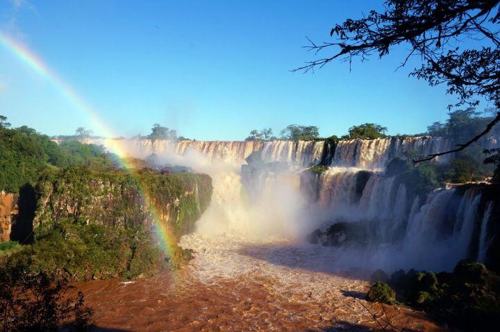 Argentine Puerto Iguacu Chutes 64