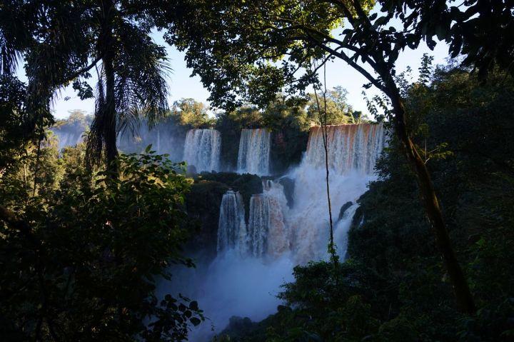 Argentine Puerto Iguacu Chutes 67