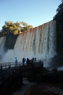 Argentine Puerto Iguacu Chutes 70