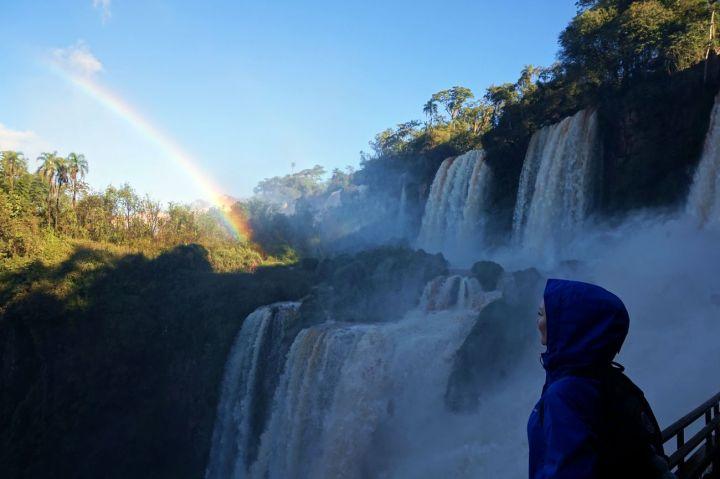 Argentine Puerto Iguacu Chutes 74