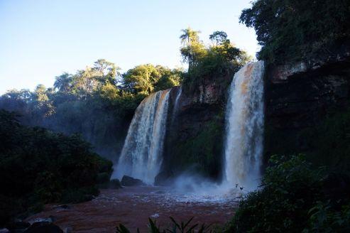 Argentine Puerto Iguacu Chutes 77
