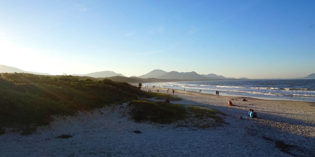 Florianópolis, cap sur l' Atlantique