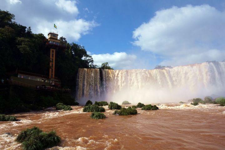 Bresil Foz do Iguacu Chutes 29