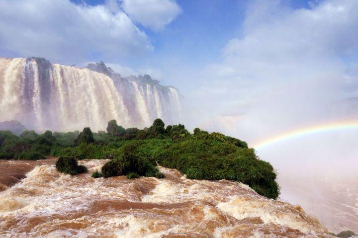 Bresil Foz do Iguacu Chutes 33