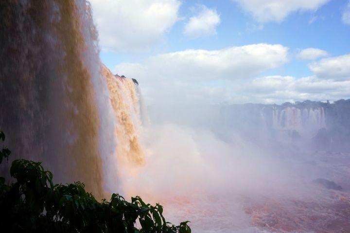 Bresil Foz do Iguacu Chutes 51