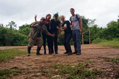 Bresil Manaus Jungle 187
