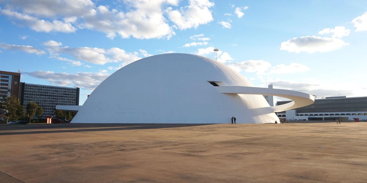 Brasilia, un musée à ciel ouvert