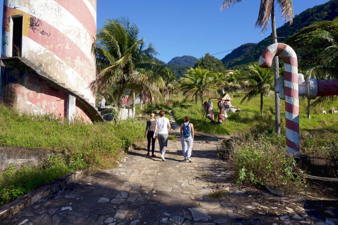 Bresile Paraty 2